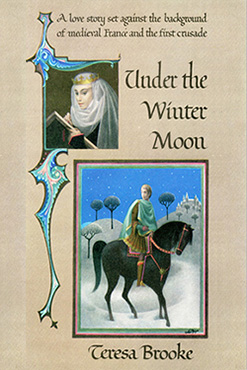 Under the Winter Moon by Teresa Brooke (1958) class=